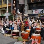 実籾ふるさと祭り 太鼓